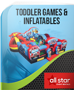 Toddler Games and Inflatables
