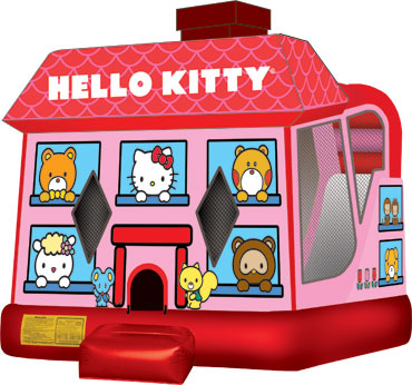 4 in 1 Hello Kitty