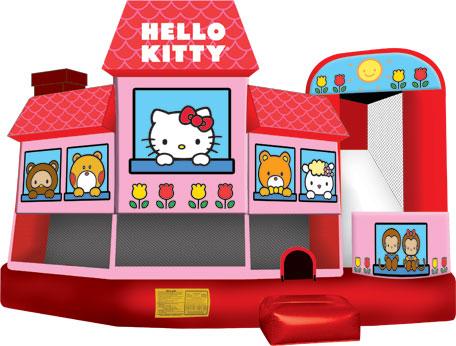 5 in 1 Hello Kitty