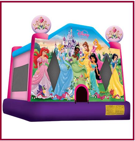 Disney Princess Castle II