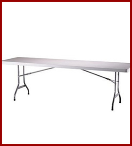 Folding Table 6ft