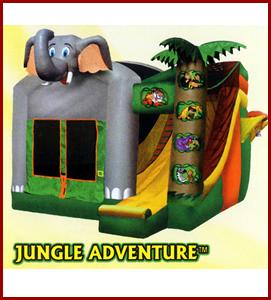 4 in 1 Jungle Combo
