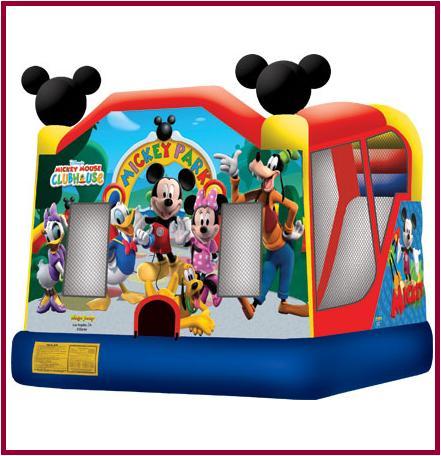 4 in 1 Mickey park