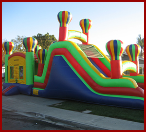 Balloon Adventure Giant Combo