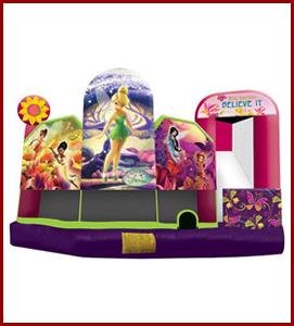 Disney Fairies 5 in 1 Combo