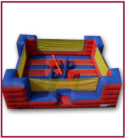 Inflatable Obstacle Courses And Interactive Games For Your