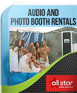 Audio and Photo Booth Rentals