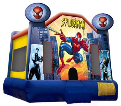 Spiderman  16.5 X 16.5 #B22