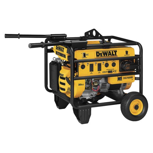 Generator large 3 blowers