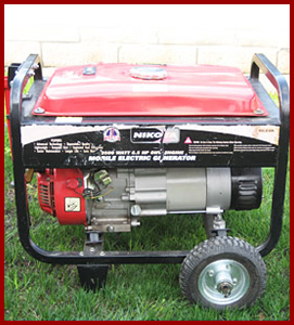 Generator- Single Circuit