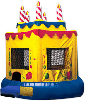 Birthday Cake #B1749