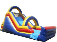 20 Ft Jumbo Slide #B103