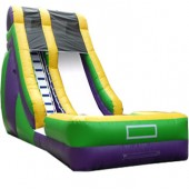 18FT Wave Slide #2 green #B138