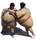 Sumo Suit kids