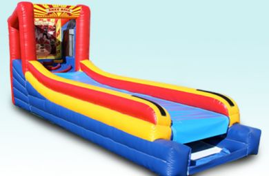 Infltable Skee Ball