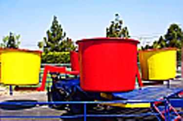 Tubs of Fun- 4 hrs cs
