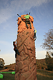 Rock Wall Monster