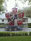 12 ft Ferris wheel