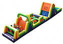 large combo 18  40 obstacale and 18 ft rock slide