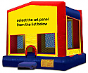 15x15 Module with Basketball Hoops - Choose From Over 100 Themes