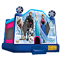 13x13 Frozen Bouncer #B126