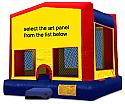 17x17 Module XL Bounce House #CN8