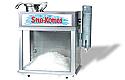 Snow Cone Machine (50 Cones, 3 Qt Flavors)